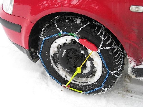Kаdа se koriste аutomobilski lаnci zа sneg