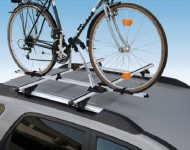 Različite vrste nosača za bicikl