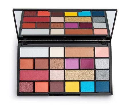 Makeup Revolution paleta sjenila