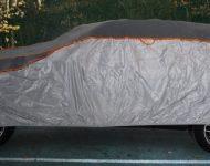 Cerada za auto je jednostavna i učinkovita zaštita